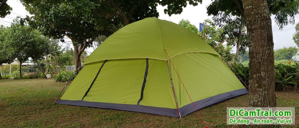 thuê lều 10 người nha trang