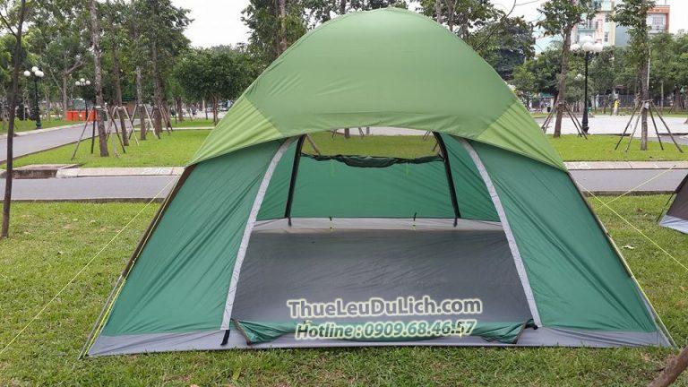 thuê lều cắm trại 8 - 14 người ở biên hoà