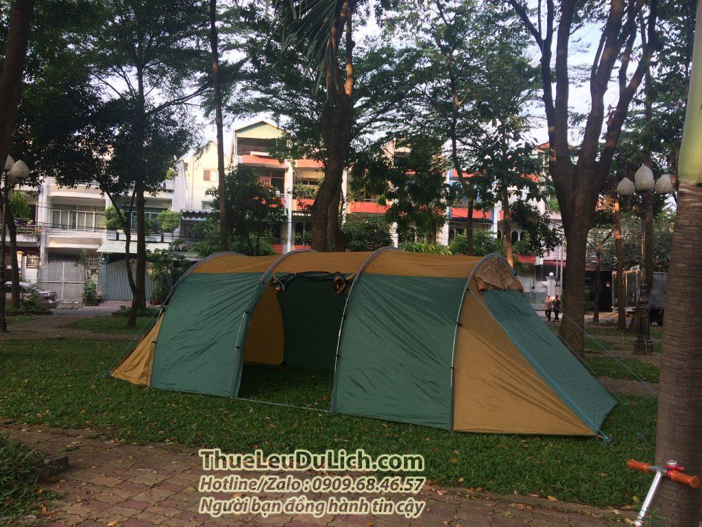 thuê lều cắm trại 20 người tphcm