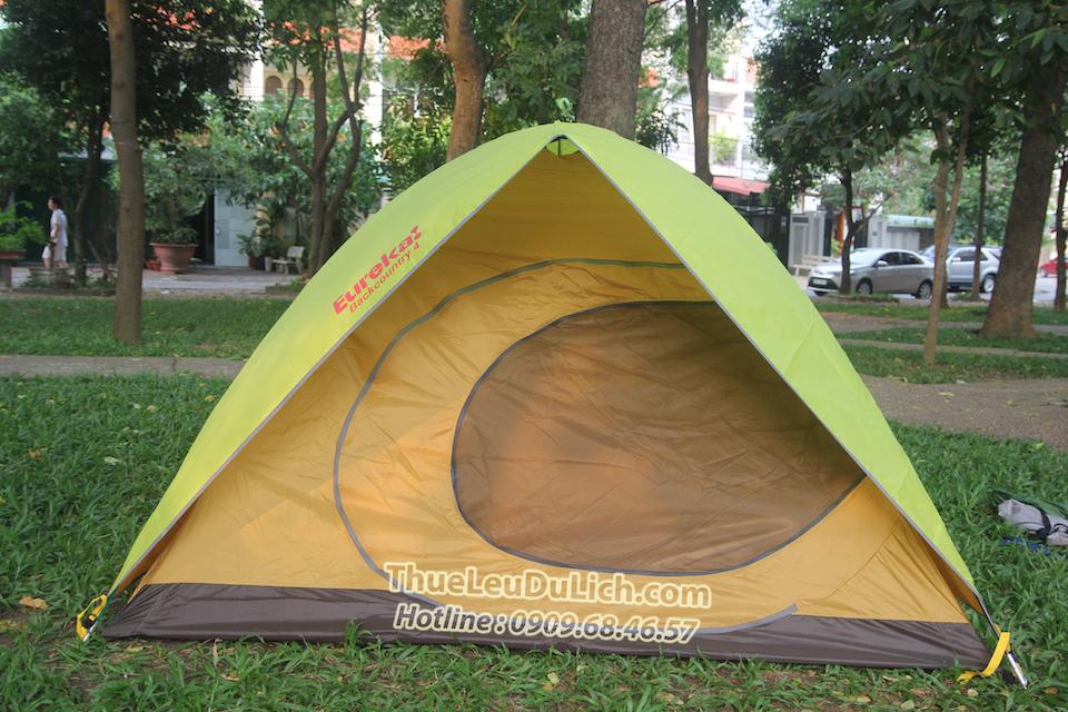 thuê lều cắm trại 4 người eureka backcountry