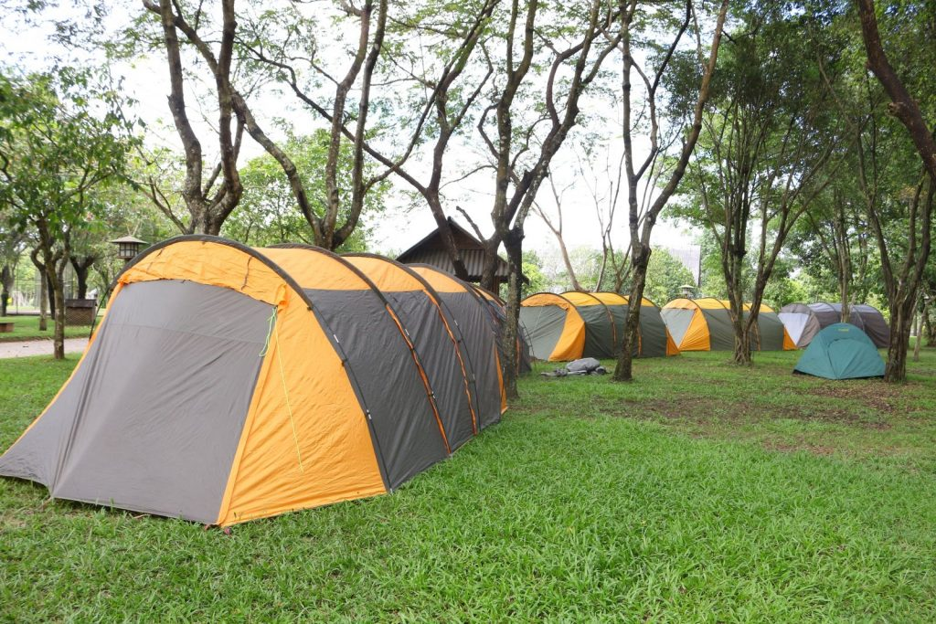 Cắm trại dã ngoại Thác Giang Điền Đồng Nai